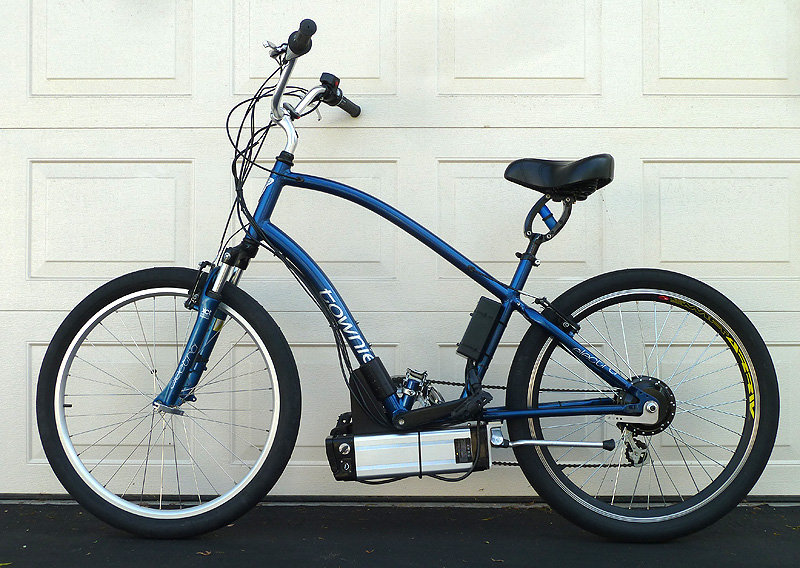 Electric Electra Townie or eTownie