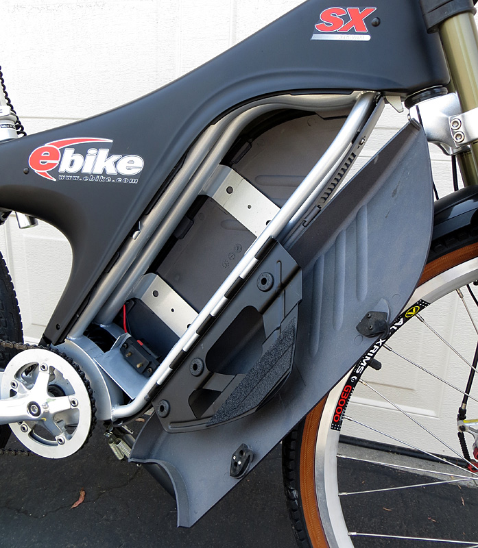 Ev Global Sx 36v - High Performance Mid-drive Electric Bicycles - Ebikes
