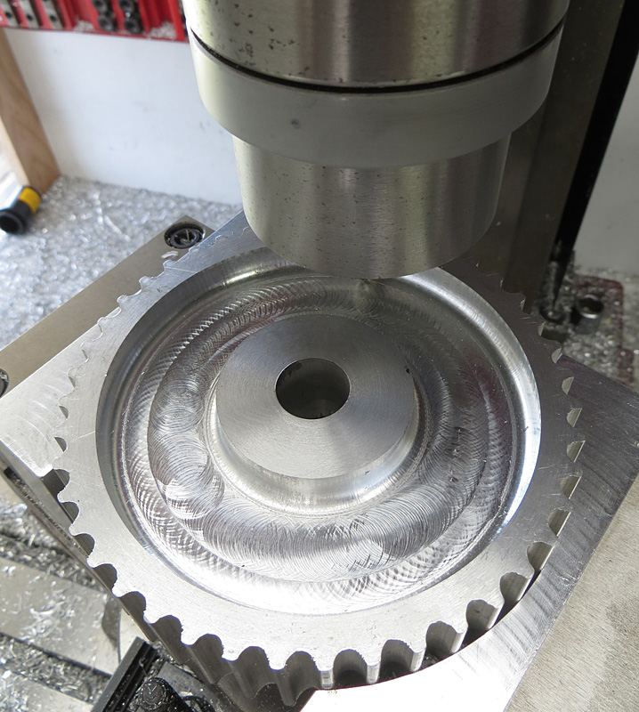 Pulley-Web-Machining2