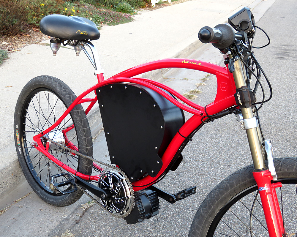 DYNO ELECTRIC BIKE FOR SALE  High Performance MidDrive Electric Bicycles  eBikes  BBSHD