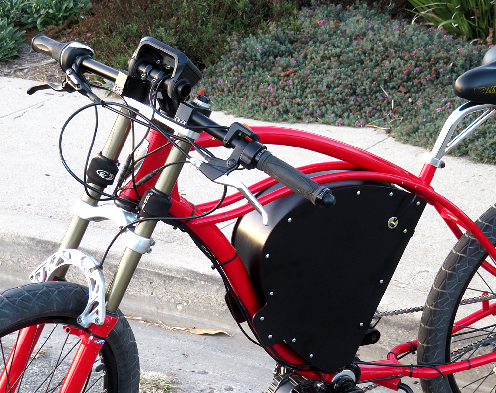Gt Dyno Deuce Mid Drive Motorized Electric Bicycle Bbshd